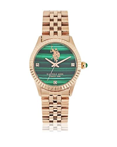 US Polo Association Quarzuhr Woman USP5498GR 30 mm