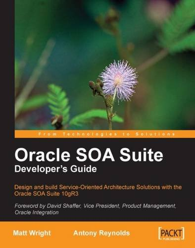 Oracle SOA Suite Developer's Guide PDF