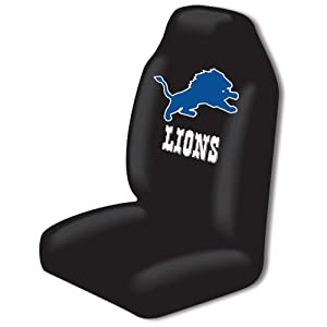 NFL Detroit Lions Car Seat Cover from The Northwest Company