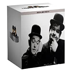 Laurel & Hardy Premium DVD box set with collector's items