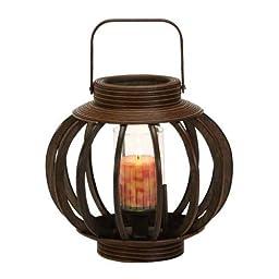 Stylish Bamboo Lantern 13\