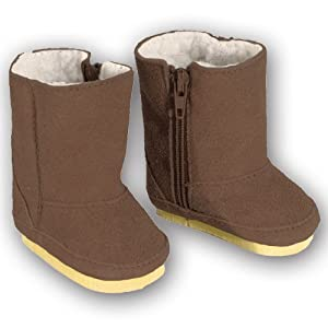 how to make 18 inch doll boots