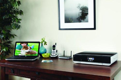 HP ENVY100・スタイリッシュモデル・インターネット直接接続・無線対応・4色(黒・カラー3色一体型)・A4インクジェット複合機・CN517C#ABJ
