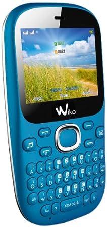 T�l�phone GSM WIKO MINZ PLUS BLEU