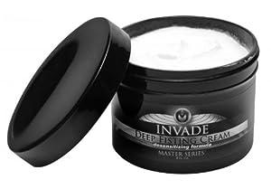 Master Series Invade Deep Fisting Cream, 8 Fluid Ounce