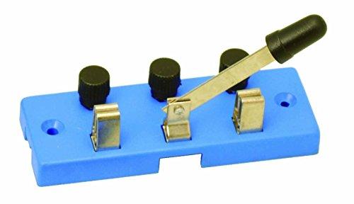 Eisco Labs Knife Switch, Single pole - double throw