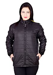 Ico Blue Stor Women's Parka Jacket (42)