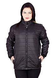 Ico Blue Stor Women's Parka Jacket (40)