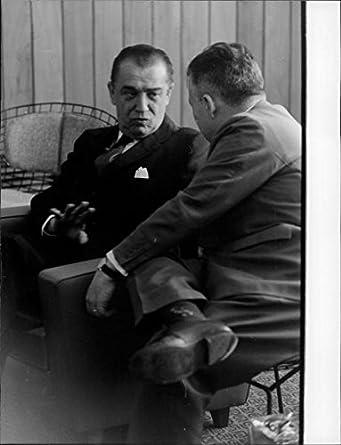 Vintage photo of Jaino Quadros talking. at Amazon's Entertainment