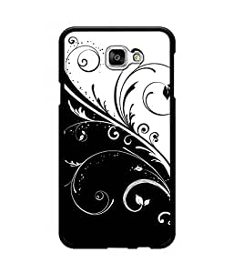 djipex DIGITAL PRINTED BACK COVER FOR SAMSUNG GALAXY A5(2016)