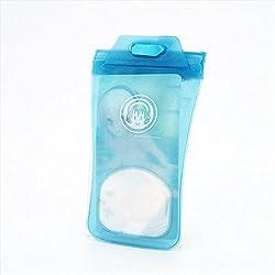すーぱーそに子 スマートフォン防水ケース ブルー CQ-BCSS01B [NSS(ニトロスーパーソニック)]