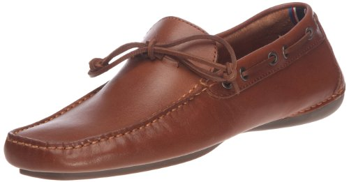 Tommy Hilfiger Men's Anthony 3 A Cognac Slip On FM56813537 9.5 UK