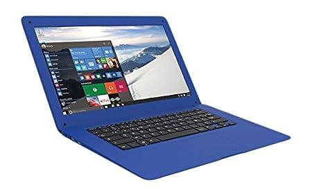 """Archos 140 Cesium PC portable 14,1""""(35,81 cm) (32 Go, Windows 10, 1 Prise Jack, Bleu)"""