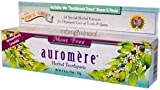 Mint Free Herbal Toothpaste, 4.16 oz (75 ml/117 g) by Auromere