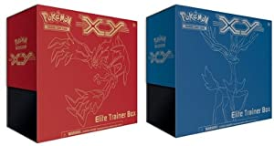 Pokémon TCG: XY Elite Trainer Box