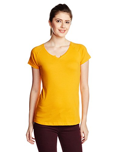 Jealous-21-Womens-Plain-T-Shirt