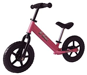 Ukayed Solid Balance Bike Made From High Tensile Steel (pink)
