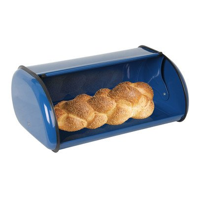 Home Basics Bread Box, Stainless Steel (Stainless Stee L compare prices)