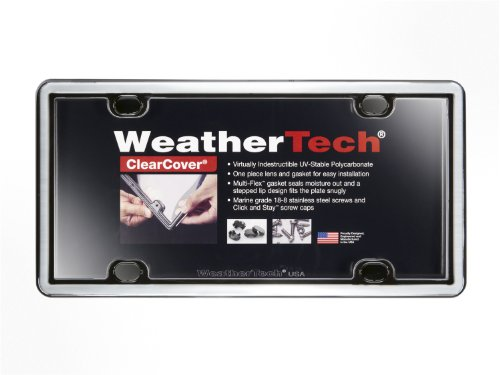 WeatherTech 60023 Chrome ClearCover