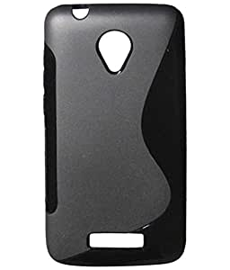 Lively Back Cover For Micromax Bolt Q335