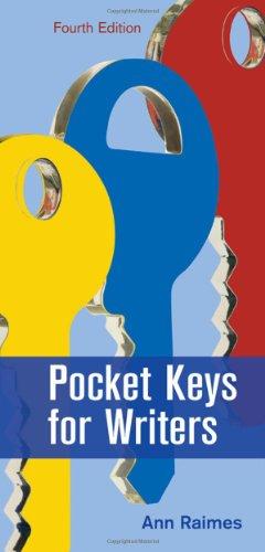 Pocket Keys for Writers