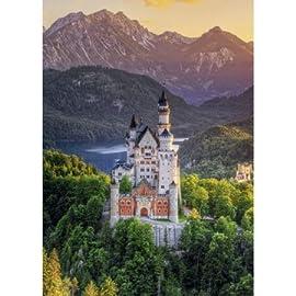 Puz 1000 Neuschwanstein Castle Sch Multi