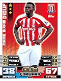 Match Attax 2014/2015 - Stoke City - #268 Mame Biram Diouf Base Card