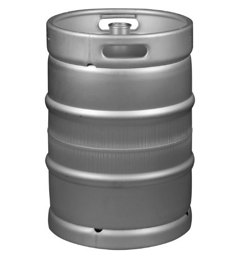 Kegco 15.5 Gallon (1/2 Barrel) Commercial Keg - Drop-In D System Sankey Valve (Half Keg Barrel compare prices)