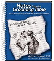 Notes from the Grooming Table ~ Pro Dog Grooming Book