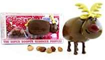 Pooping Reindeer Candy Pooper Stocking Stuffer