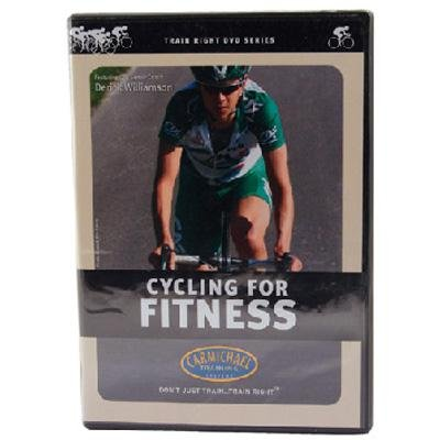 Carmichael Training Systems CTS Train Right Cycling for Fitness DVD