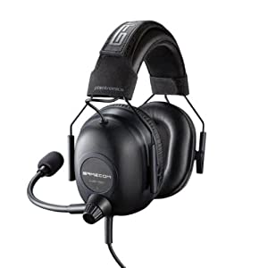 Plantronics GameCom Commander Gaming Headset - Frustration Free Packaging