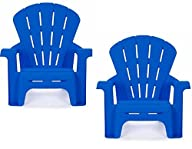 Kids or Toddlers Plastic Chairs 2 Pac…