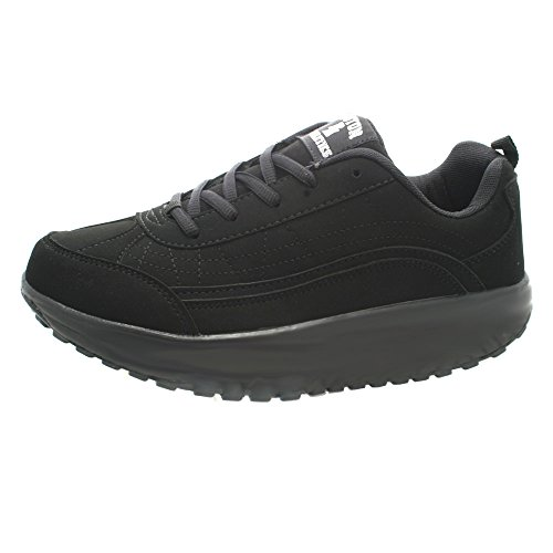 womens-boston-athletics-black-trim-shape-roller-trainers-shoes-sizes-3-8-black-5