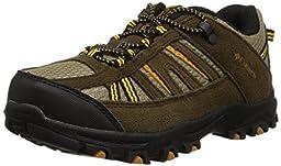 Columbia Childrens Pisgah Peak WP Trail Shoe (Toddler/Little Kid), Mud, 11 M US Little Kid