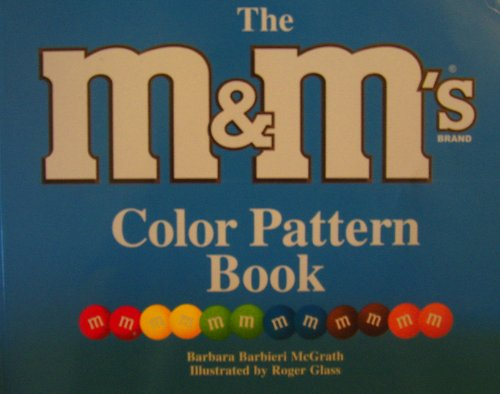 The M&M's Brand Color Pattern Book