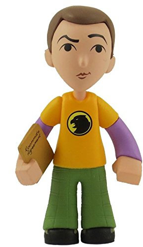 "Funko The Big Bang Theory Mystery Minis Sheldon Cooper 2.5"" Mystery Minifigure [Hawkman T-Shirt] - 1"