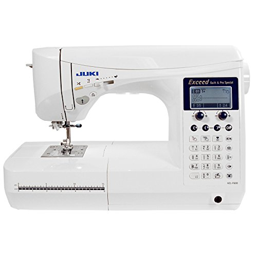 Juki HZL-F600 Computerized Sewing and Quilting Machine (Juki Button Hole Machine compare prices)