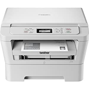 Brother DCP-7055 Monolaser-Multifunktionsgerät 3-in-1 (Drucker, Farbscanner, Kopierer - A4 - 2400x600dpi)