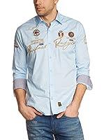 Redbridge Camisa Hombre R20009A (Cielo)