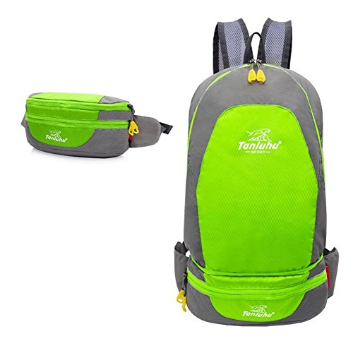 MAXCOOL M637 Packable Waterproof Travel Backpack