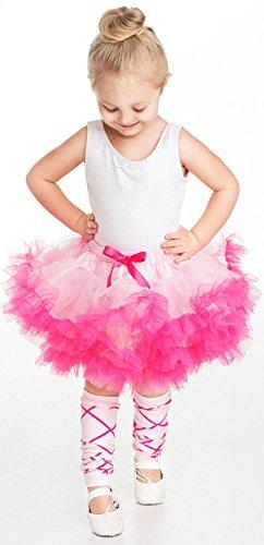 Leg Warmers Ballerina Pink