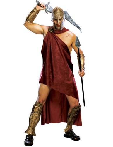 300 Movie Spartan Deluxe Adult Mens Costume