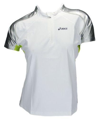 Asics Maglietta da corsa fitness Griffith Top Donna 0001 Art. 572012 Taglia S