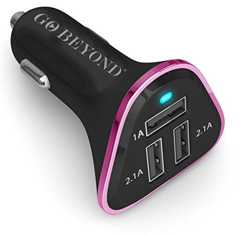 il-numero-1-per-recensioni-di-go-beyond-tm-caricabatterie-da-auto-universale-a-3-porte-usb-smart-ad-