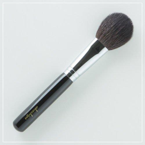 あかしや 化粧筆 ベーシックタイプチークL