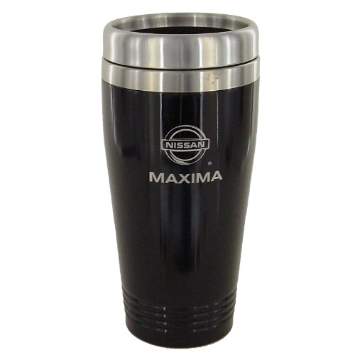 nissan-maxima-black-travel-mug