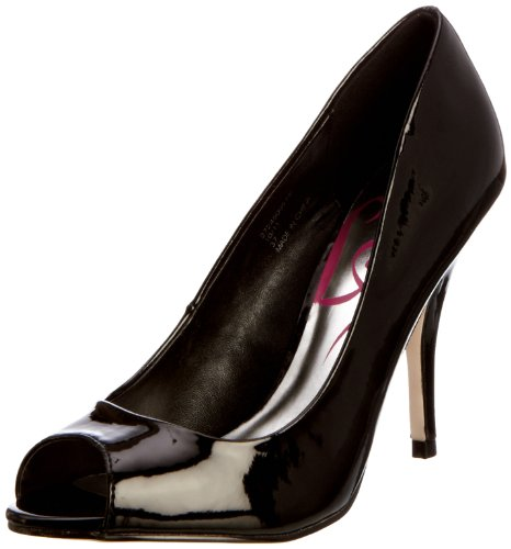 Lipsy Women's Tammy Black Open Toe 2724500979