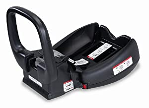 Britax Chaperone Infant Car Seat  Base Kit, Black (Prior Model)