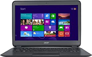 Acer Aspire S5-391 13.3-inch Ultrabook (Intel Core i5 3317U 1.7GHz, 4GB RAM, 128GB SSD, LAN, WLAN, BT, Webcam, Integrated Graphics, Windows 8 64-bit)